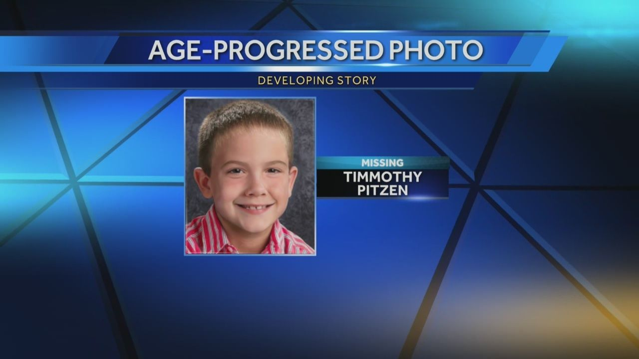 Timothy Pitzen missing for three years