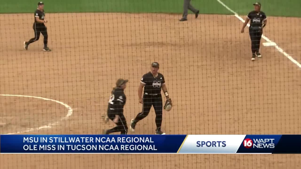 Softball teams from Mississippi make NCAA tournaments