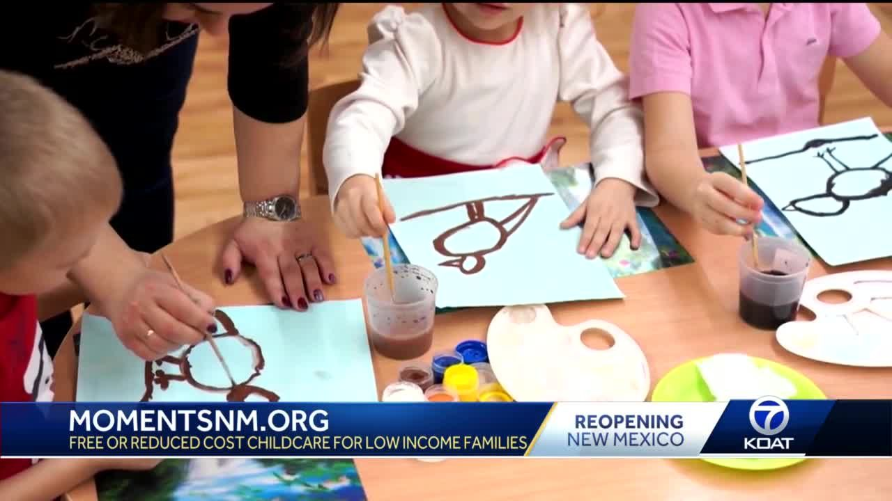 Third of New Mexico working families eligible for free or reduced cost childcare