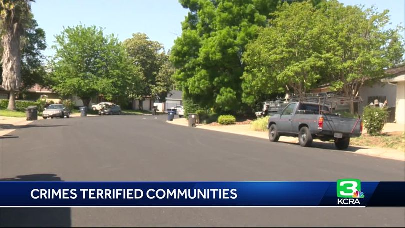 Suspect in serial killings lived suburban life in Citrus Heights