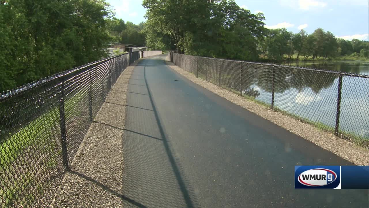 Newest section of the Derry Rail Trail opens