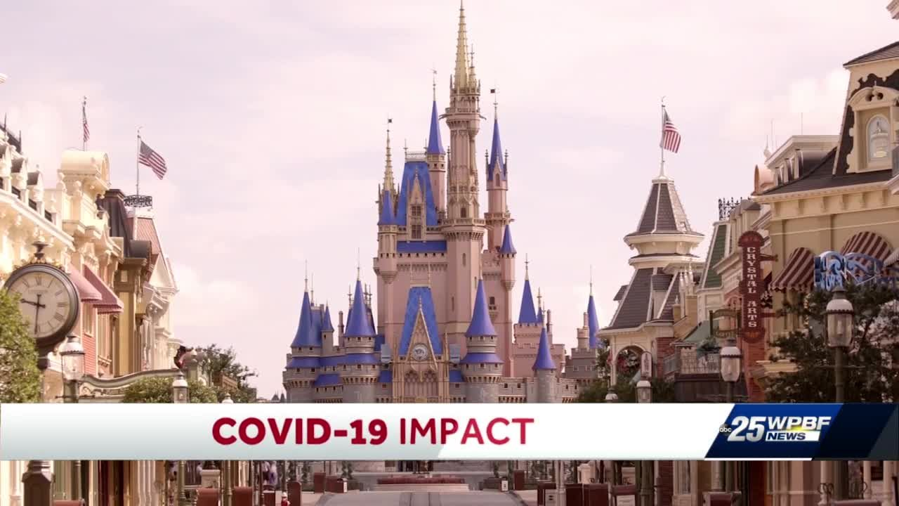 Walt Disney World now only requiring masks on transportation