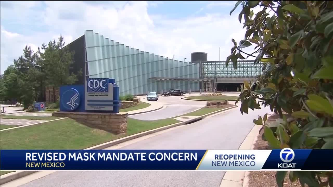 Health care professionals concerned about revised mask requirements