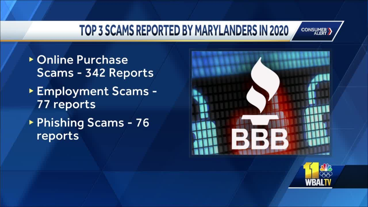 How to keep safe from the top scams of 2020