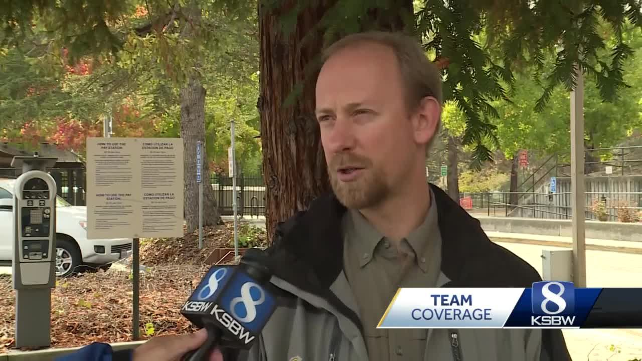 Santa Cruz County hopes to give residents a days' notice to evacuate if needed