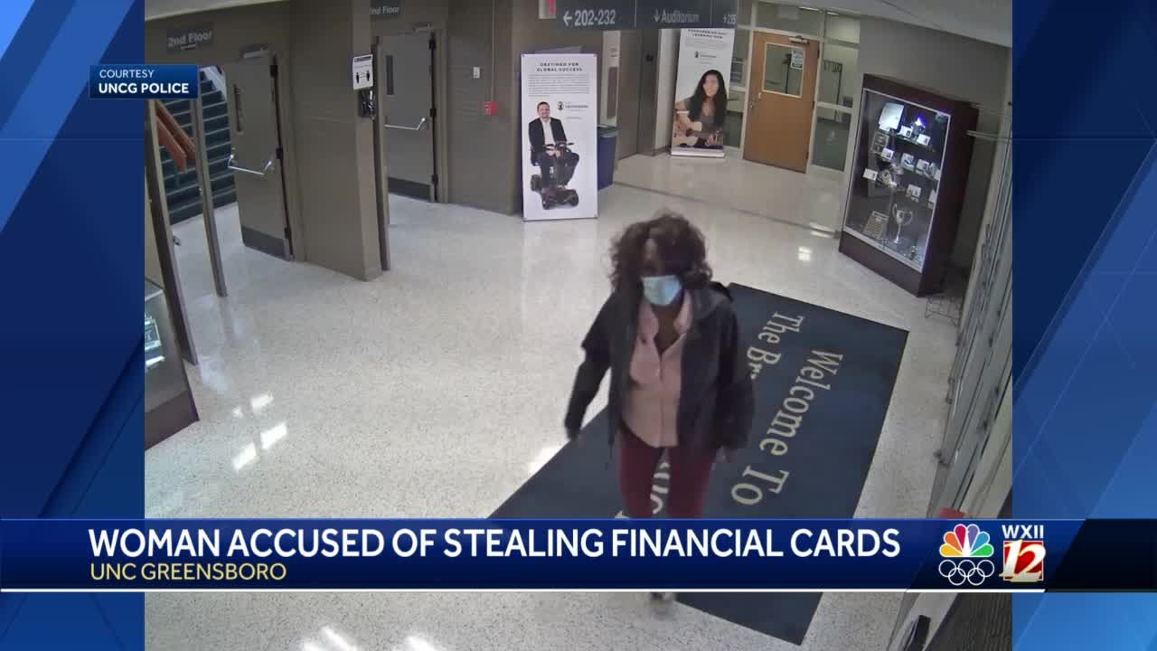 UNCG police identify woman wanted for stealing credit cards in academic buildings