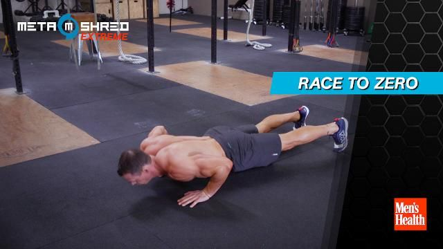 You Don't Need Any Equipment For This 2-Move Total-Body Workout
