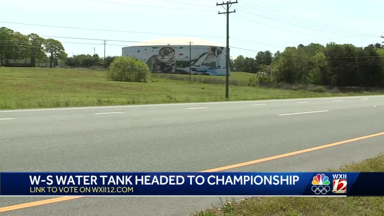 Winston-Salem river otter water tank in national championship round