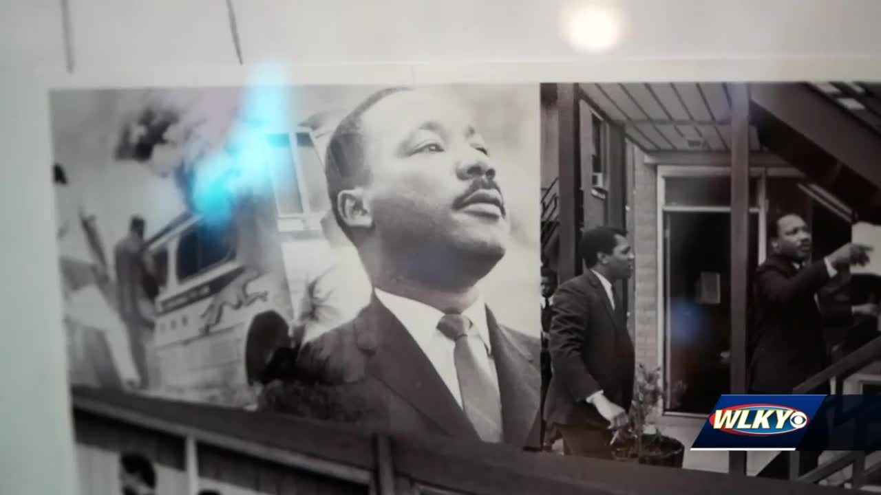 Louisville pastor reminisces on marches alongside Dr. Martin Luther King Jr. during the 1960s