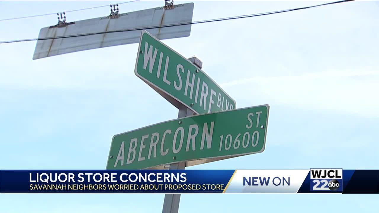 New southside liquor store concerns