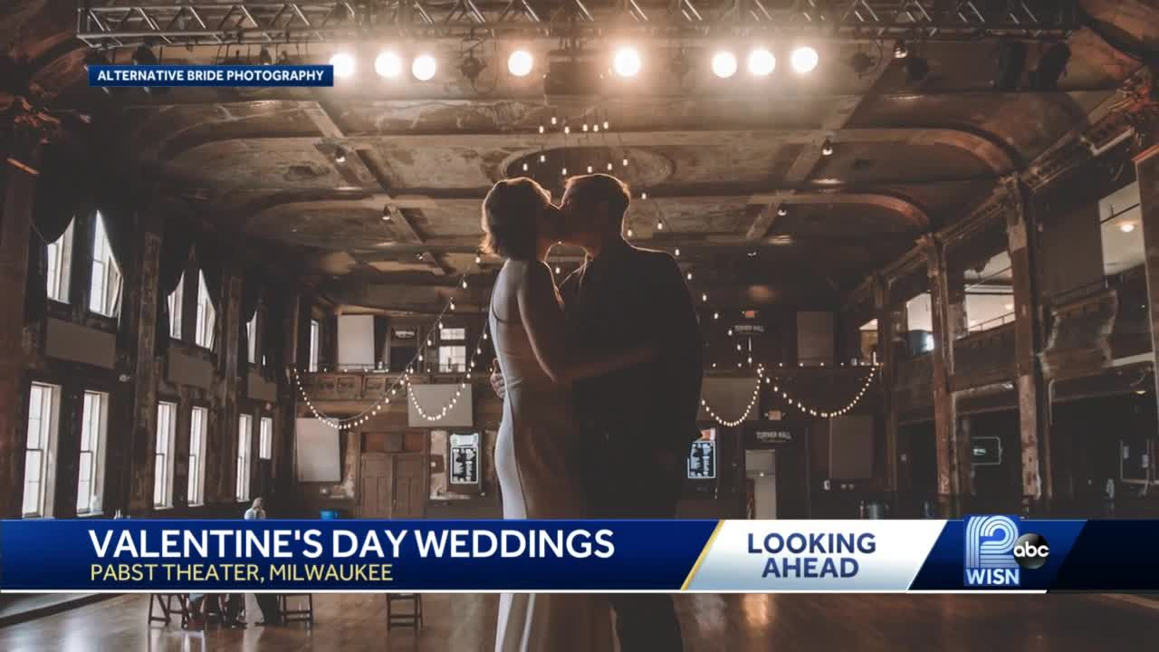 Pabst Theater Group offers Valentine's Day 'express elopement'