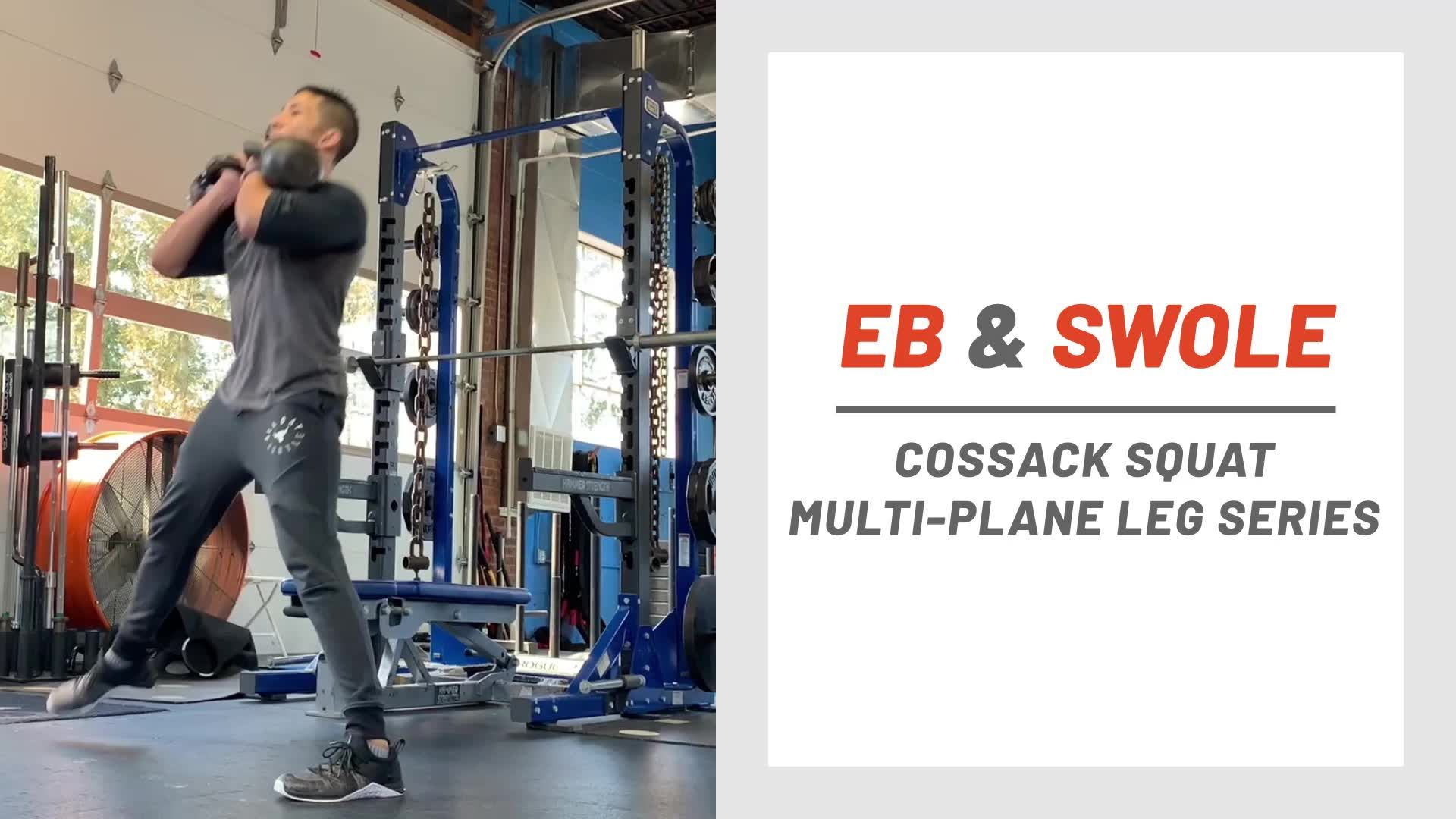 This 3-Move Squat Series Builds Up Tree Trunk Legs