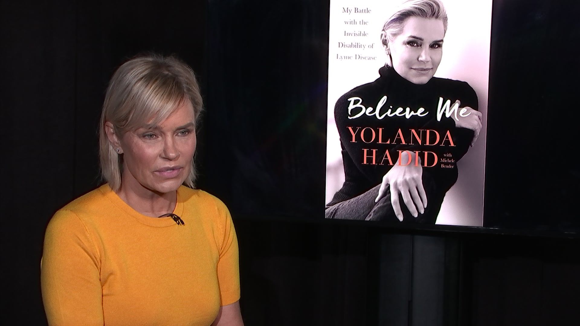 Yolanda Hadid's Lyme Disease Is In Remission Years After Losing Ability to Read and Write