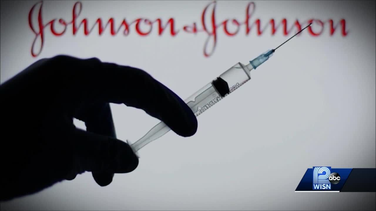 Women wait to feel impact of Johnson & Johnson COVID-19 vaccine