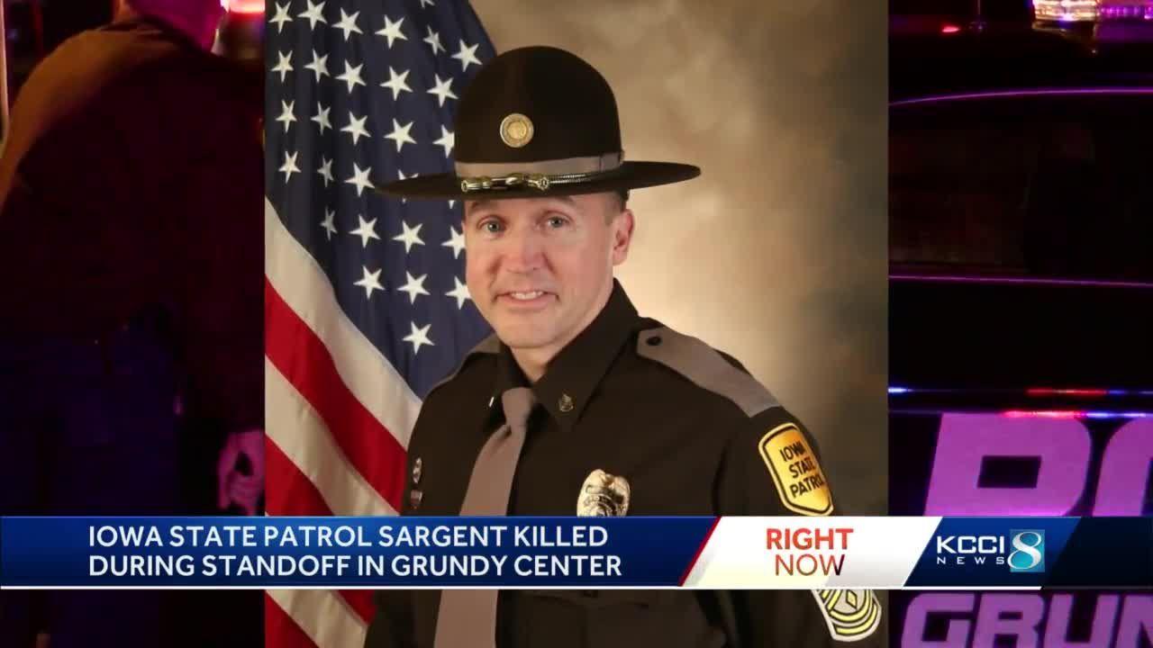 Law enforcement identifies trooper killed in shooting, suspect in custody