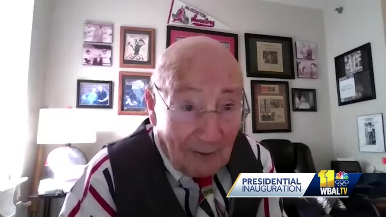 Charlie Brotman makes comeback as 'The President's Announcer'