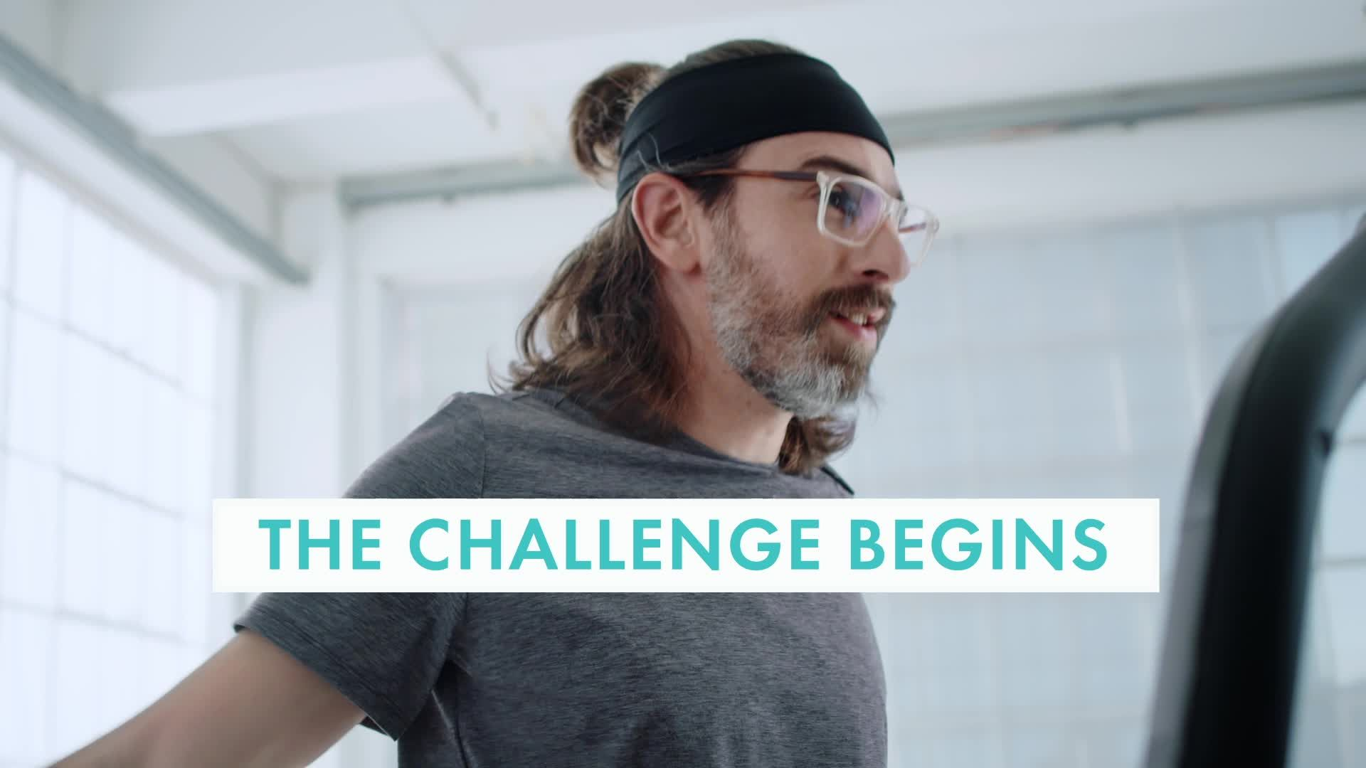 Think You Know Running? See How'd You Do in This Heart Rate Treadmill Challenge.