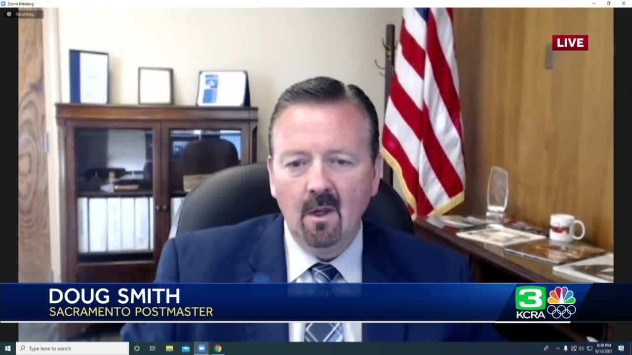 Sacramento Postmaster Doug Smith on what dog owners can do protect carriers