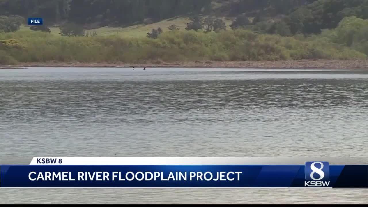 Carmel River floodplain plan approved by supervisors