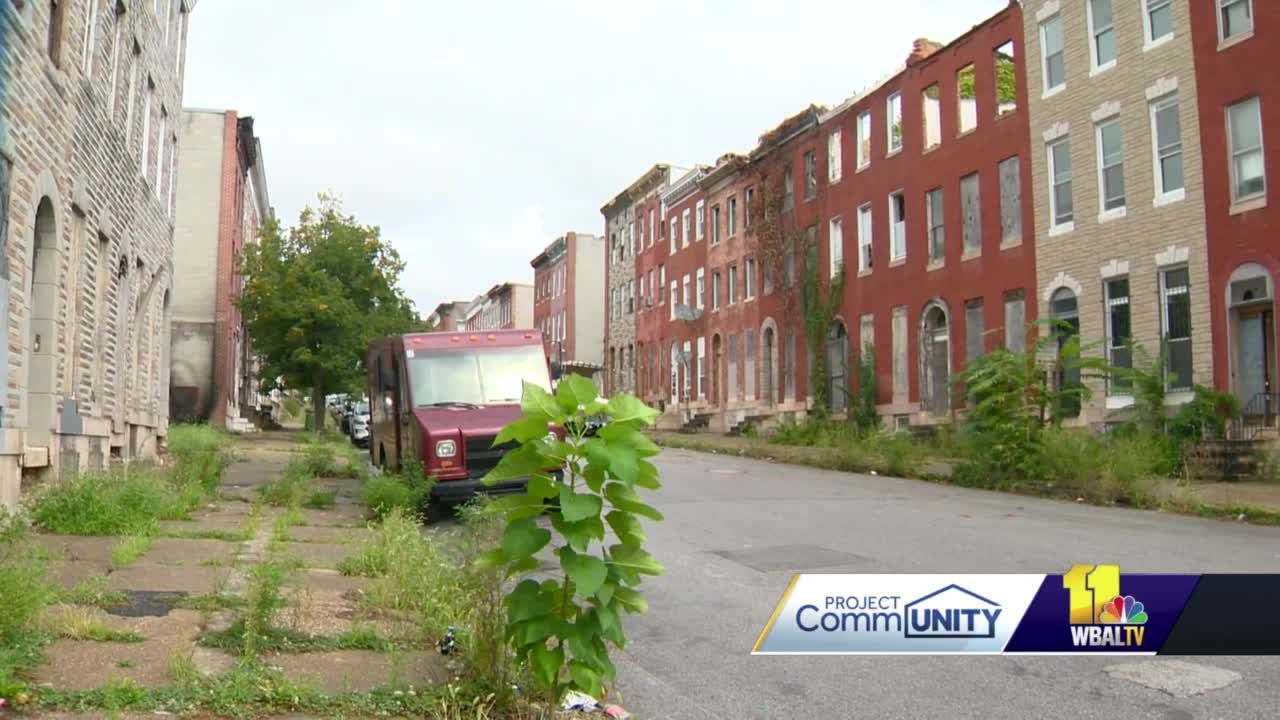 Baltimore organization restores vacant properties creating affordable housing