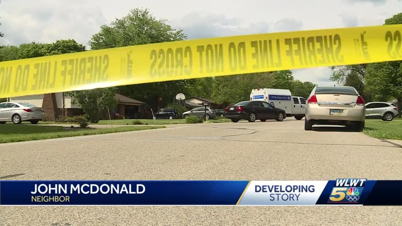 Armed man under investigation for child porn shot by detective in Ross Township