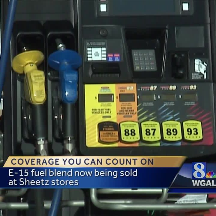 ICYMI: E-15 gas now sold at Sheetz stores could void some