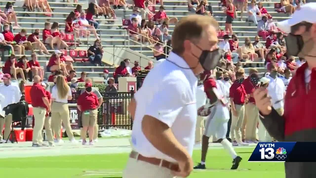 Bama Players leave early