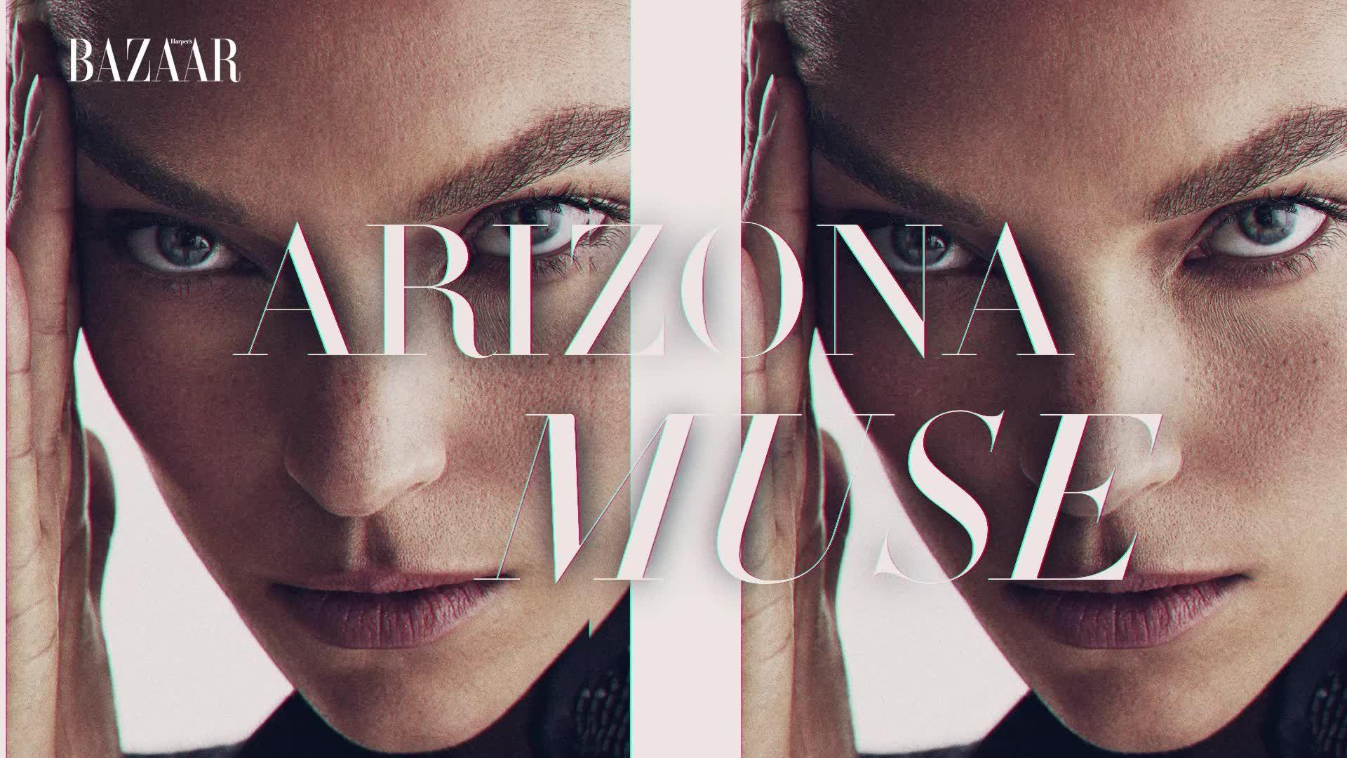"""Arizona Muse: """"Quiero cambiar la moda"""""""