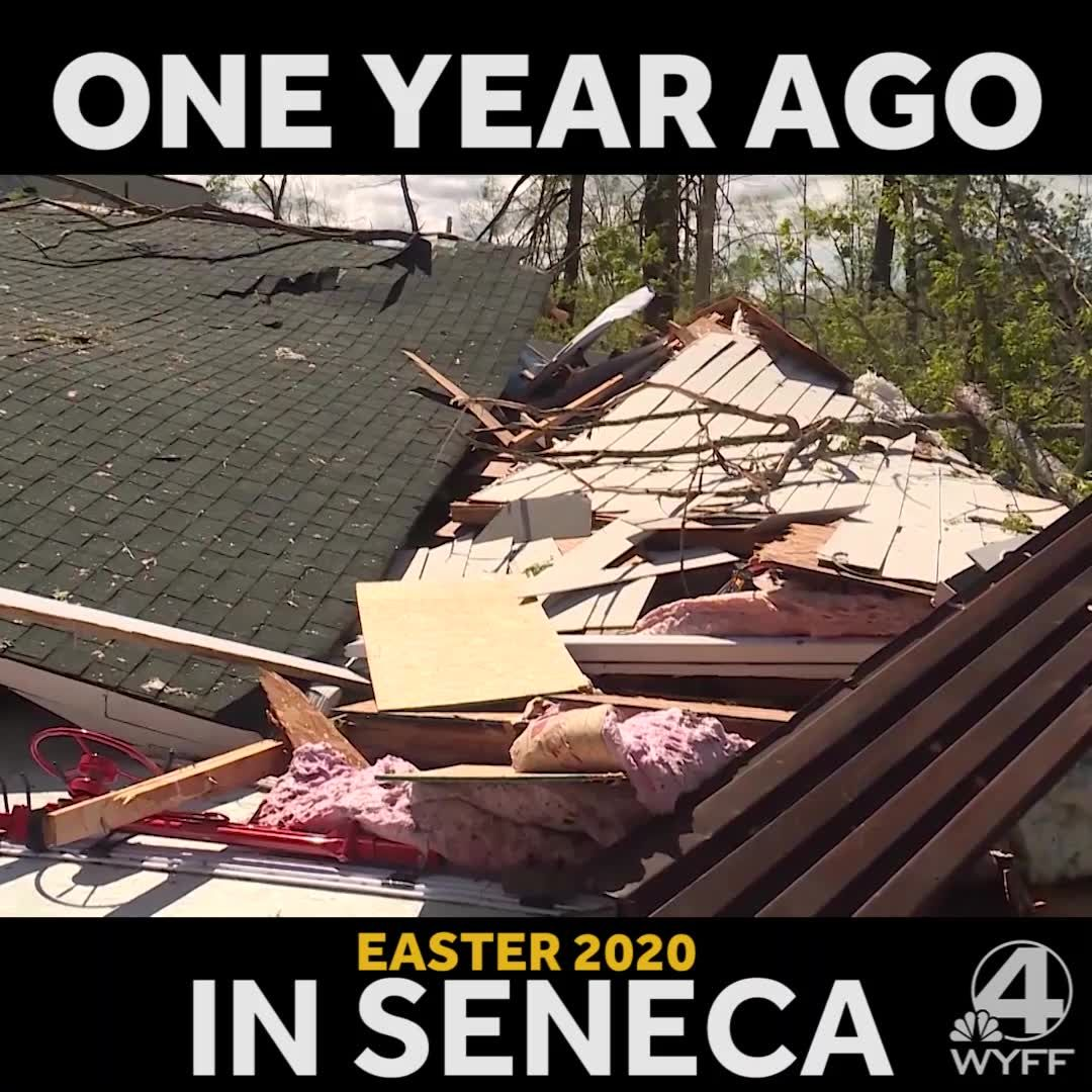 One year later: Seneca hit by EF-3 tornado 2020
