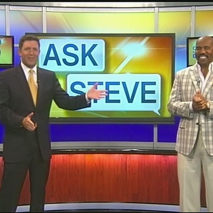 Steve harvey ask