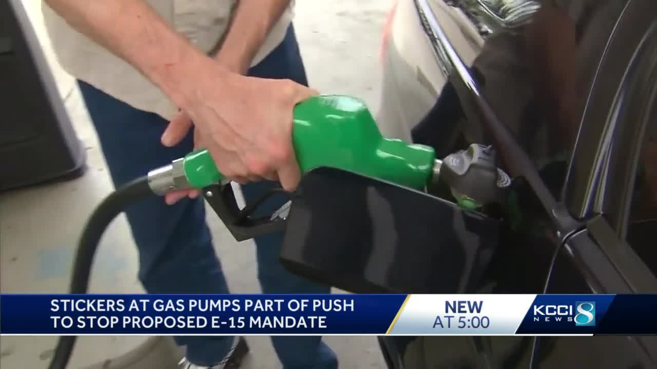 Efforts underway to stop proposed E-15 mandate