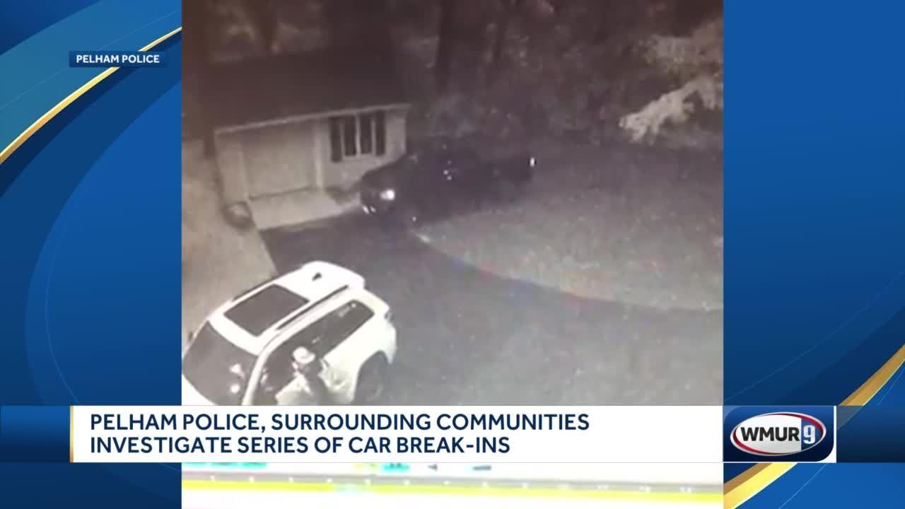 Pelham police, surrounding communities investigate series of car break-ins