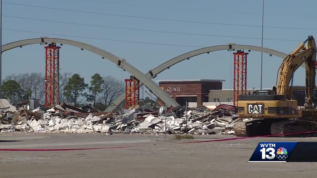 McFarland Mall demolished, sportsplex proposed