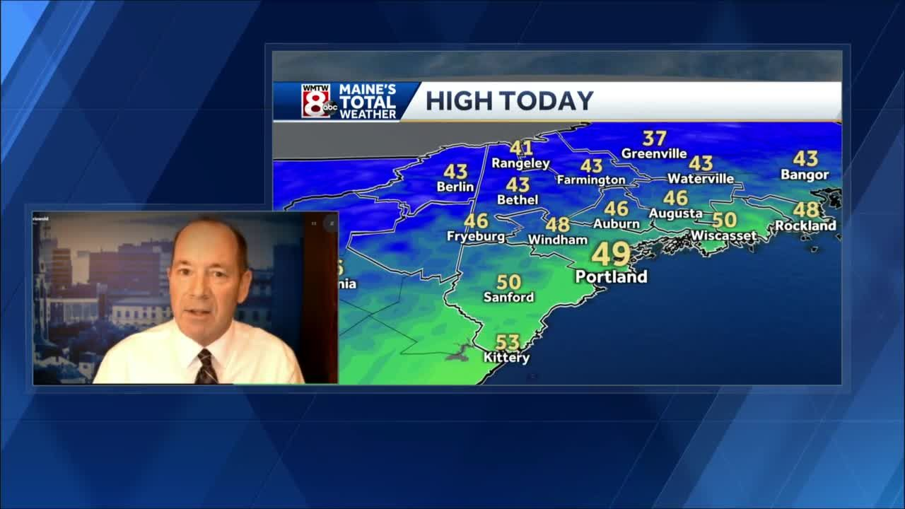 Clouds return Friday ahead of a weekend storm
