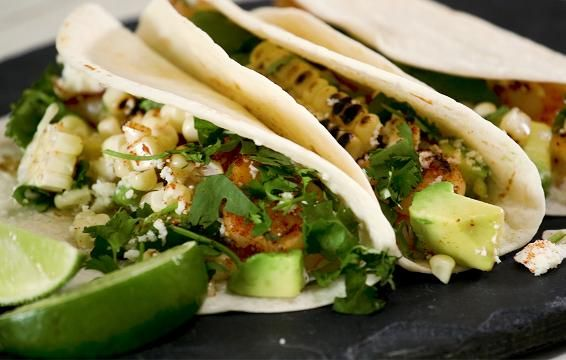 These Shrimp Tacos Will Make Your Mouth Water