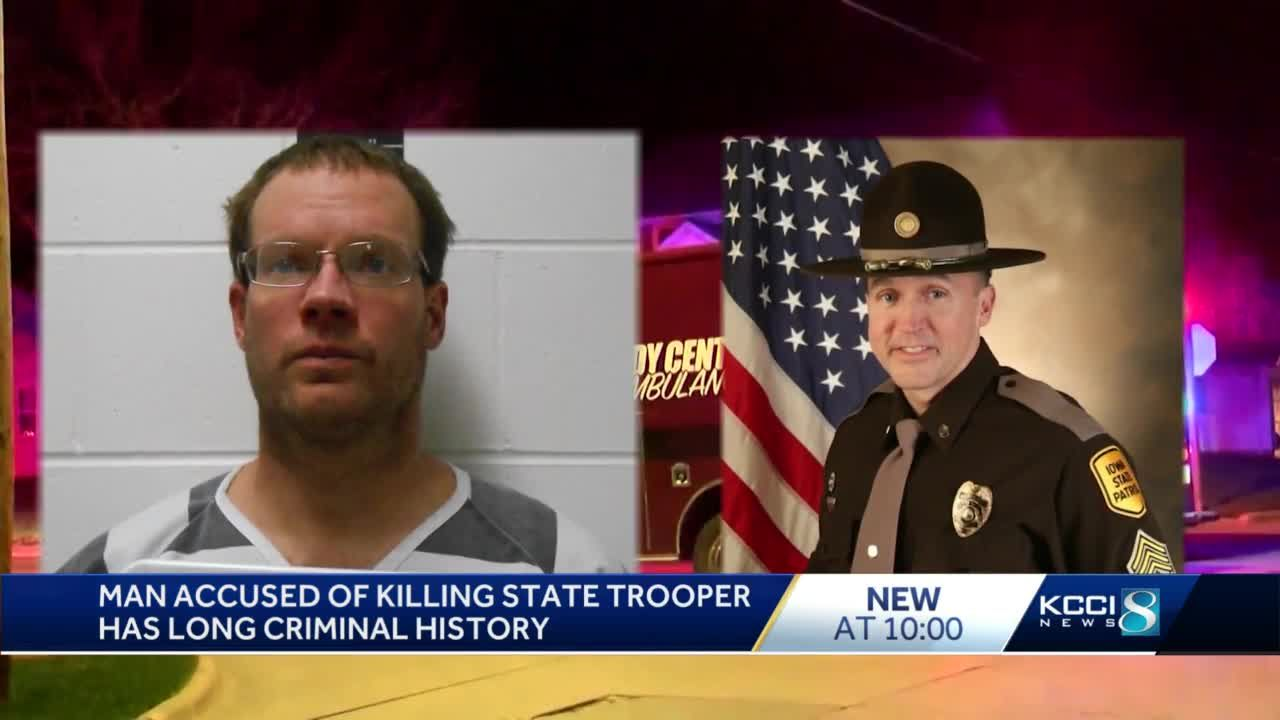 Man accused of killing trooper won 2020 primary election for county sheriff