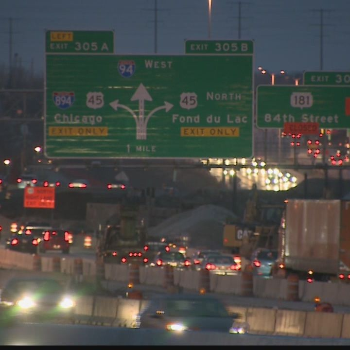 Full freeway closure on I-94 westbound just hours away