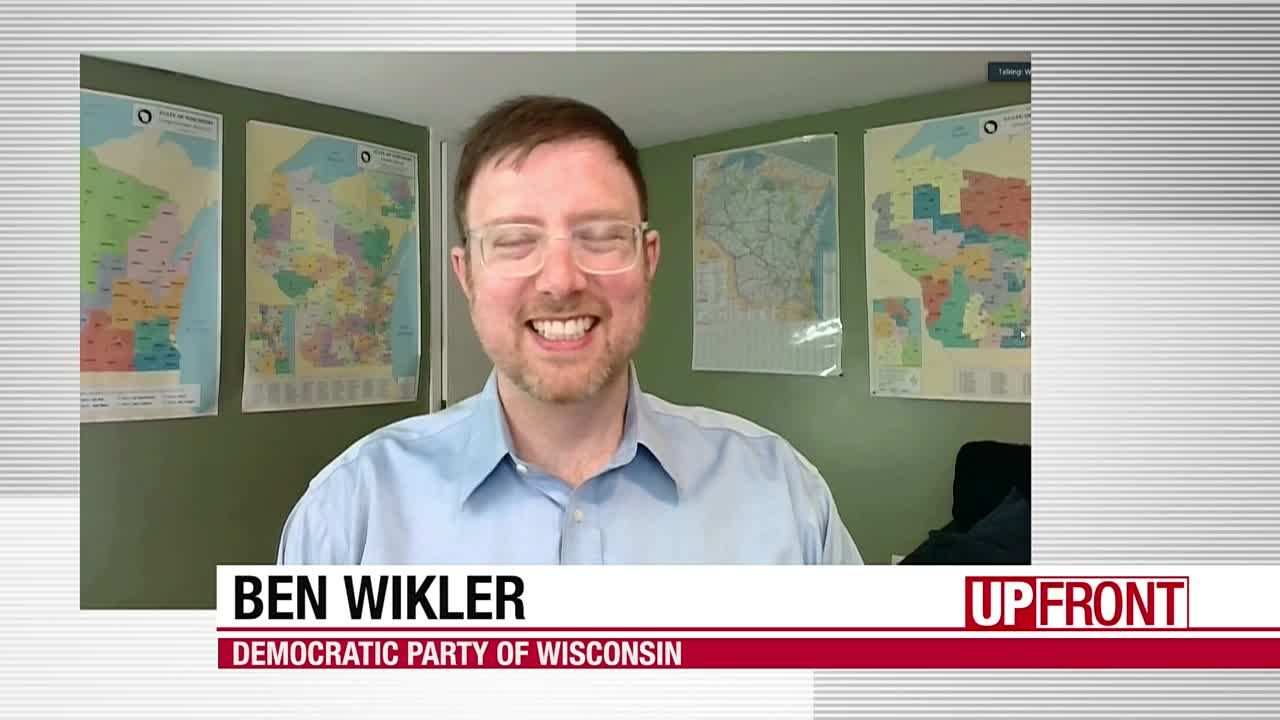 Wikler says re-electing Evers is priority