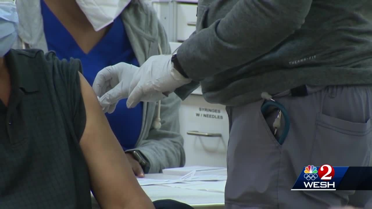 Seminole County COVID-19 infection rate rises
