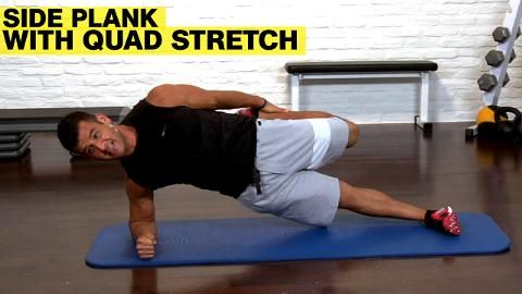 The Stretch That Chisels Your Core