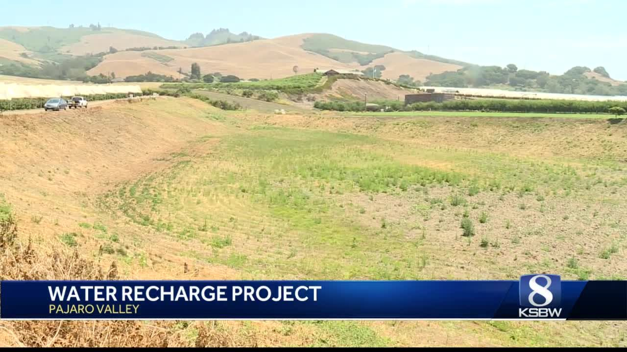Unique collaboration in Santa Cruz County looking to replenish critically over drafted basin