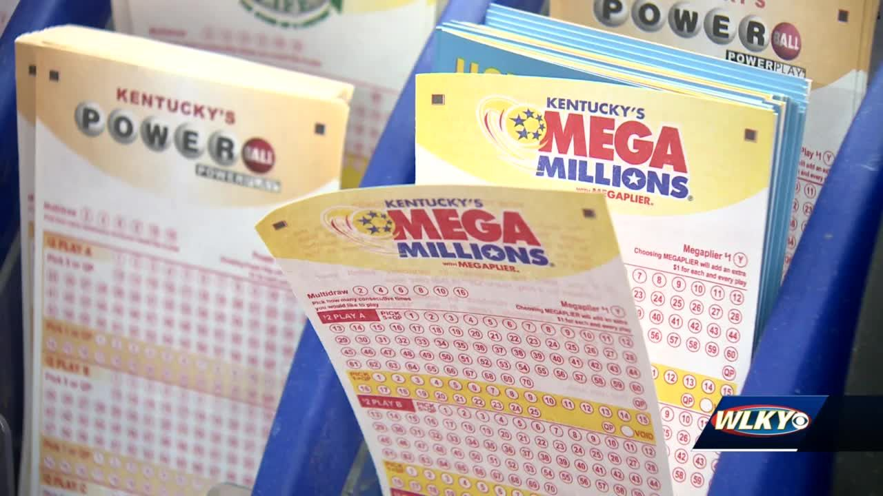 Lottery jackpots near record highs; here's where your money is going