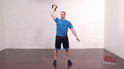 The Incredible Fat-Blasting Kettlebell Workout