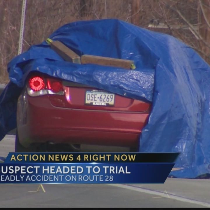 Suspect headed to trial for deadly Route 28 accident