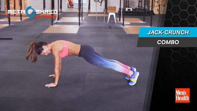 This 5-Minute Core Workout Will Make Your Abs Beg For Mercy