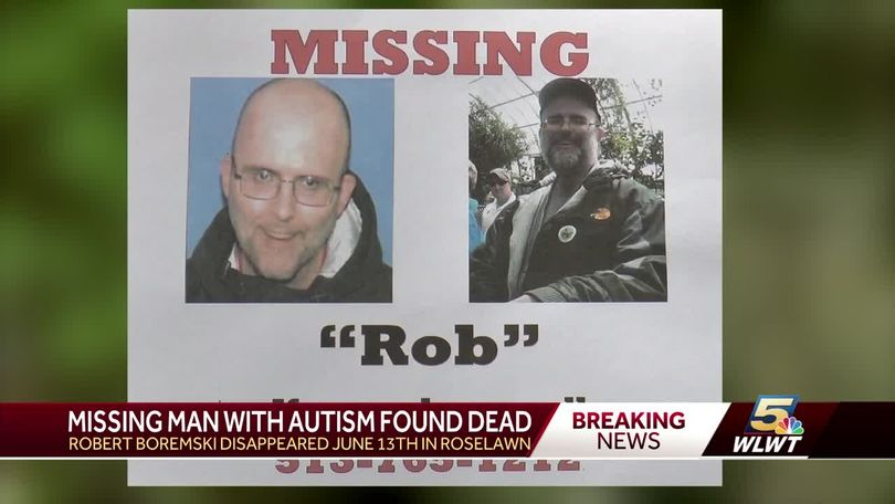 Man with autism who disappeared from group home found dead in creek