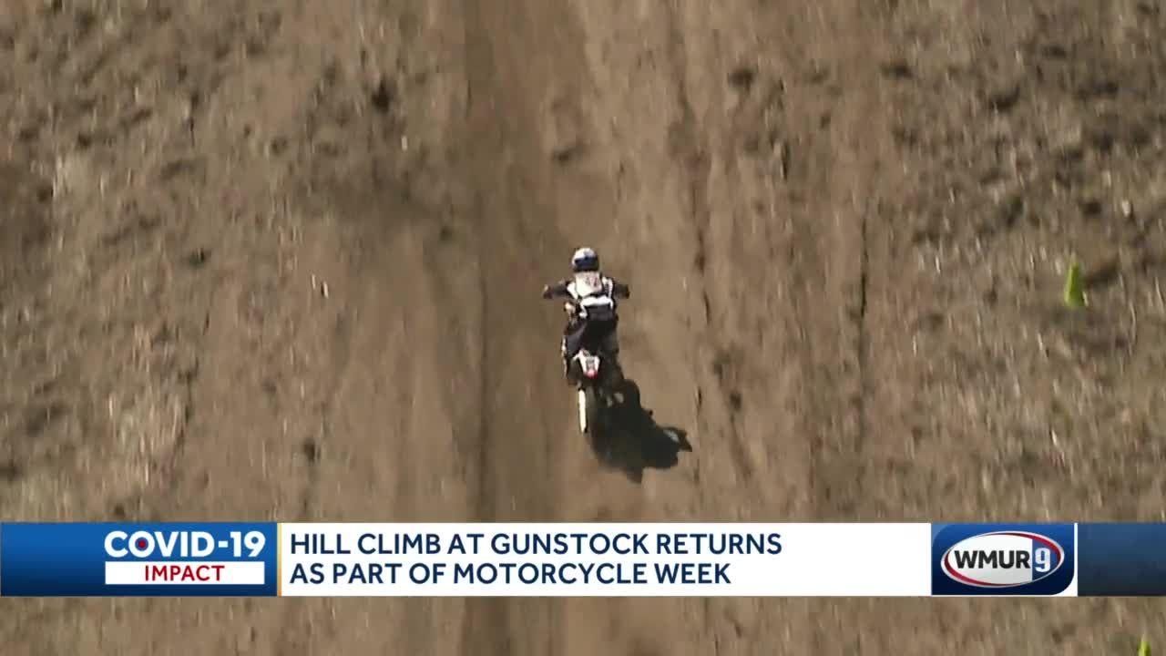 Hill Climb at Gunstock returns for Motorcycle Week