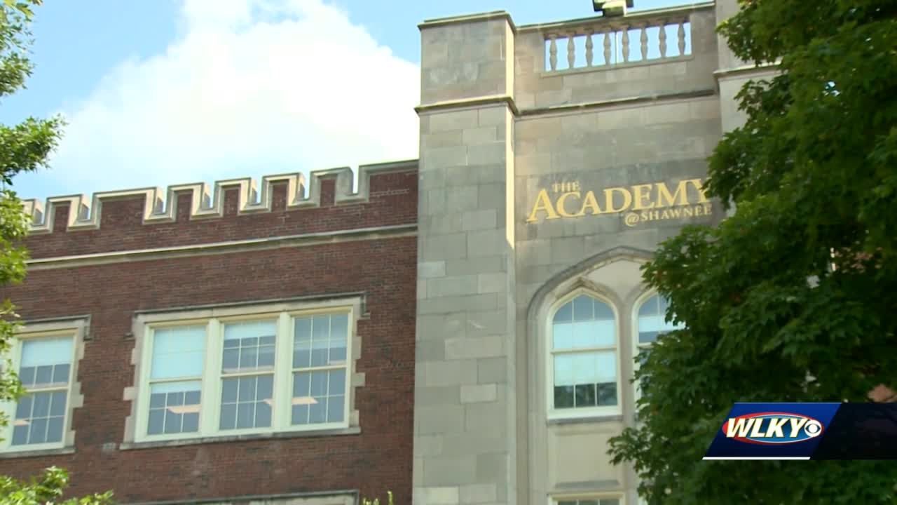 JCPS excited to show off its $42 million renovation investment into The Academy at Shawnee