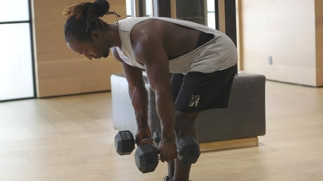 10 Deadlifts You Can Do With Just a Pair Dumbbells