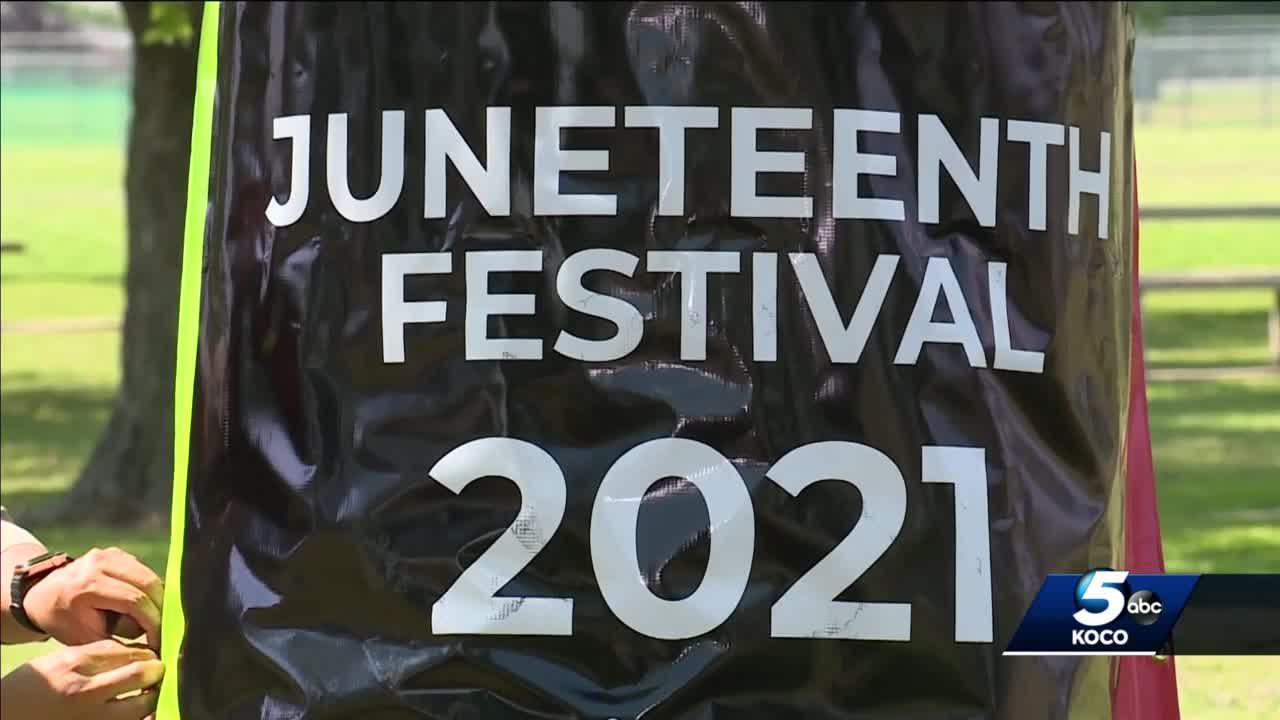 Norman community holding festival to show what Juneteenth means to them